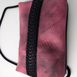 Backpack and cross body bag